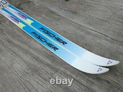 Fischer Waxless 190 cm Cross Country Ski NNNBC Rottefella Bindings Nordic XC