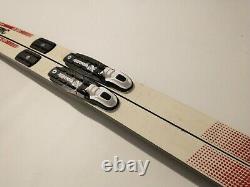 Germina Olympic 190 cm Skis Cross Country XC Nordic NNN Rottefella Binding