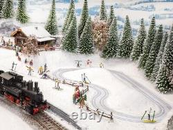 HO Scale Buildings 66832 Micro Motion Cross-Country Ski Trail