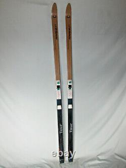 KARHU 10TH Mountain Tour cross country skis 188cm with Rottefella NNN BC bindings