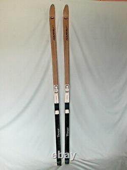 KARHU 10TH Mountain Tour cross country skis 193cm with Rottefella NNN BC bindings