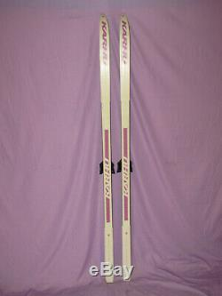 KARHU KODIAK Kinetic cross country skis 190cm with VOILE 3-Pin telemark bindings