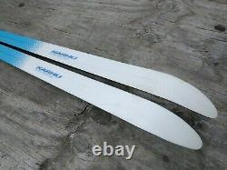 Karhu 190cm Waxless Cross Country Ski SNS Salomon Profil Bindings Nordic