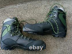 Karhu BOREALIS SNS BC Nordic Cross Country Ski Boots, SZ 10.5 NICE