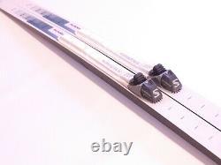 Karhu Classic Waxless 180cm Skis Cross Country XC Nordic SNS Profil Binding