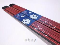 Karhu Qinu Waxless 190 cm Skis Cross Country XC Nordic SNS Profil Binding