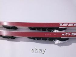 Kneissl Magic Waxless 190cm Skis Cross Country XC Nordic Rottefella NNN Bindings