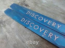 LL Bean Discovery 160 cm Cross Country Ski SNS Salomon Profil Bindings Nordic XC