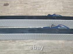 LL Bean Trak Waxless 205 cm Cross Country Ski NNN Rottefella Bindings Nordic XC