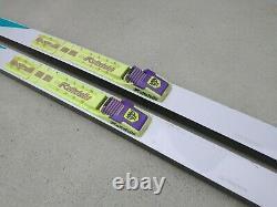 LL Bean Waxless 215 cm Cross Country Ski NNN Rottefella Bindings Nordic XC