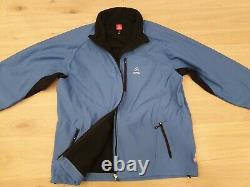 LÖFFLER Running Cross country Ski Jacket Gore Windstopper Size EU 58, 3XL