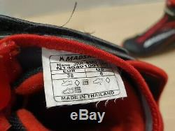 MADSHUS Nano JRR Junior Skate Boots Cross Country Ski Boots NNN EU 38