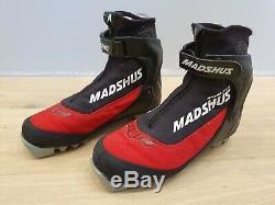 MADSHUS Nano Junior Cross Country Ski Boots SKATE NNN Unisex Size EU38