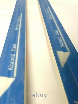 Madshus 55 Carbon Racing Classic 195 WAXABLE Cross Country Skis SNS Profil XC