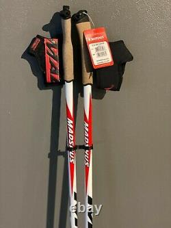 Madshus Carbon Race 100 HS Cross Country Ski Poles 135cm