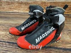 Madshus Hyper Carbon Nordic Cross Country Ski Boots Size EU42 for NNN bindings