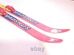 Madshus Vette Waxless 100cm Skis Cross Country Nordic Rottefella NNN Binding