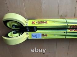 Marwe 610 carbon skate roller ski cross country x-country biathlon