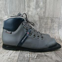 Merrell Westwind Cross Country Ski Boots Mens 11.5 Nordic Nord 3 Pin