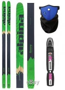 NEW ALPINA DISCOVERY 68 Metal BC Back cross country SKIS & BINDINGS 170, 180cm