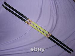 NEW! Fischer SUPERLIGHT ZERO 202cm XC Cross Country Skis no bindings