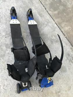 NORDIXC V2 Cross Country Ski AERO Wheel Trainer