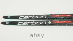 New! Atomic Redster Carbon Classic Skis Cross Country Nordic 202cm 34-44-37 mm