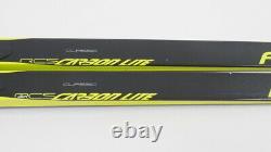 New! Fischer RCS Carbonlite Junior Class NIS Model Cross Country Skis 182cm