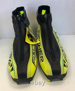 New Fischer S01308 RCS Carbonlite Classic Cross X-country ski boot sz 8 Euro 41