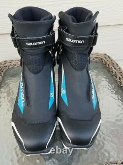 New! Men's SALOMON PRO COMBI ProLink CROSS COUNTRY Ski BOOTS US 10.5 EUR 44 2/3