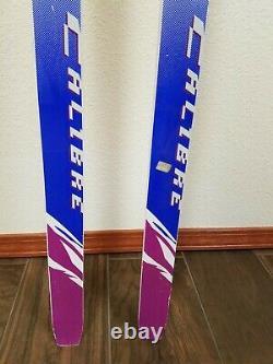 Peltonen Calibre Waxless 200CM Skis Cross Country Rottefella NNN Binding C758