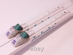 Peltonen Calibre Waxless 210 cm Skis Cross Country XC Nordic SNS Profil Binding