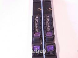Peltonen Waxless 210 cm Skis Cross Country XC Nordic NNN Rottefella Binding