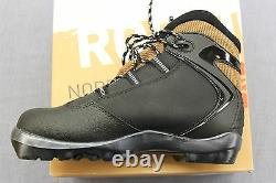 ROSSIGNOL BCx2 Backcountry Black Brown Cross Country Ski Boots BC-NNN NWT EUR 37