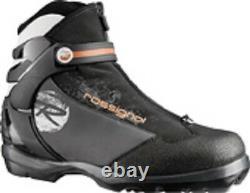 ROSSIGNOL BCx5 FW BACKCOUNTRY Black Cross Country Ski Boots BC-NNN NIB EUR 36