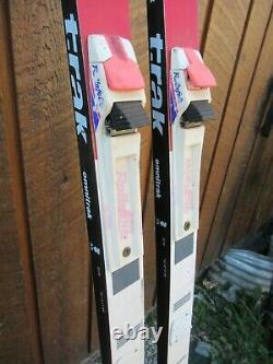 Ready to Use Cross Country 77 TRAK 200 cm Skis WAXLESS Base + NNN Bindings