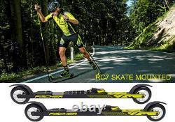 Rollerski Fischer RC7 Skate Mounted NNN
