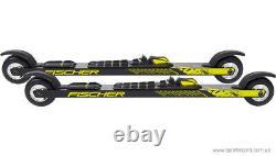 Rollerski Fischer RCJ Combi Mounted NNN (Skating, Classic)