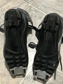 Rossignol Cross Country Ski Boots Womens 38 Nordic Boots X5 FW Vtg Thinsulate