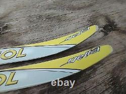 Rossignol Delta 179cm Combi Waxlable Cross Country Skis NNN Bindings Nordic