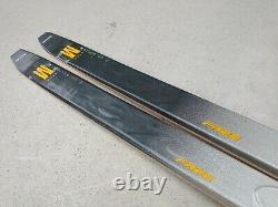 Rossignol EVO cm Skate Cross Country Ski Salomon Pilot Bindings Nordic