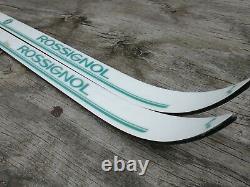 Rossignol Waxless 190 cm Cross Country Ski Salomon SNS Profil Bindings Nordic XC