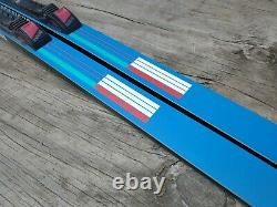 Rossignol Waxless 195 cm Cross Country Ski NNN Rottefella Bindings Nordic XC