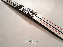 Rossignol Waxless 210 cm Skis Cross Country XC Nordic NNN Rottefella Binding