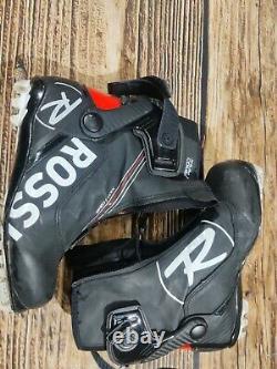 Rossignol X-IUM Jr Combi Skate Nordic Cross Country Ski Boots Size EU37 NNN