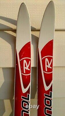 Rossignol Xtour Venture XT Cross Country Snow Skis Junior Kids 140 cm 140cm