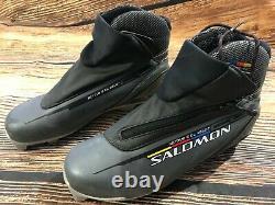 SALOMON Active 8 CL Cross Country Ski Boots Size EU42 SNS Pilot P