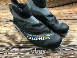 SALOMON Active 9CL Cross Country Ski Boots Size EU42 2/3 SNS Pilot P