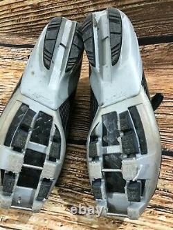 SALOMON Carbon Chassis Cross Country Ski Boots Size EU44 2/3 SNS Pilot P