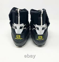 SALOMON EQUIPE 9CL Cross Country Ski Boots Sz. EU 44.5 US 10.5